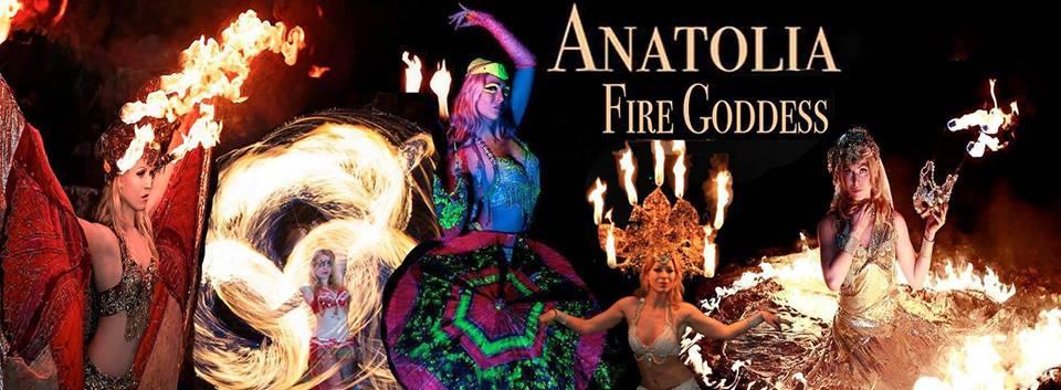 Anatolia Cover Flyer