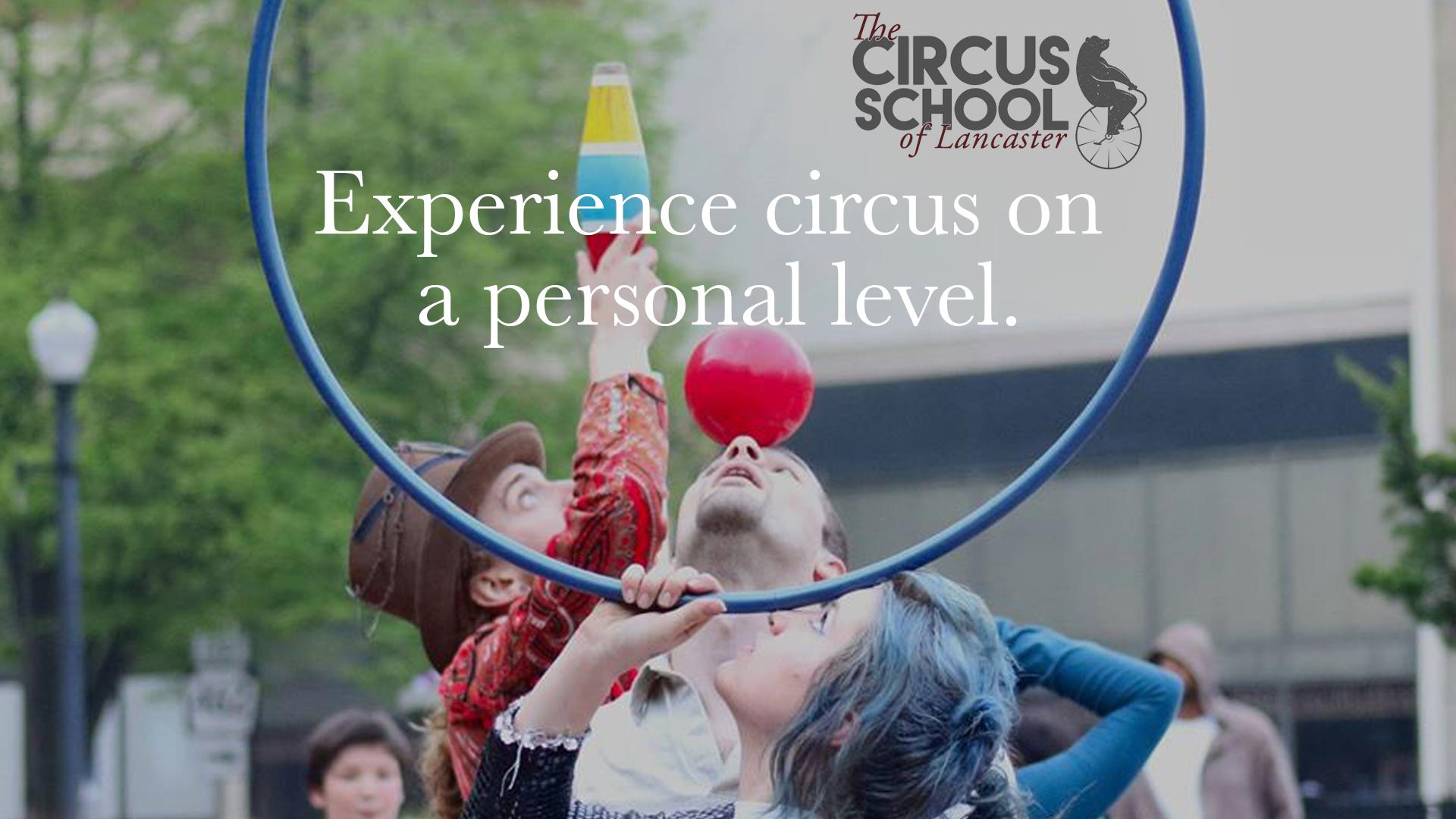 Circus School Lancaster
