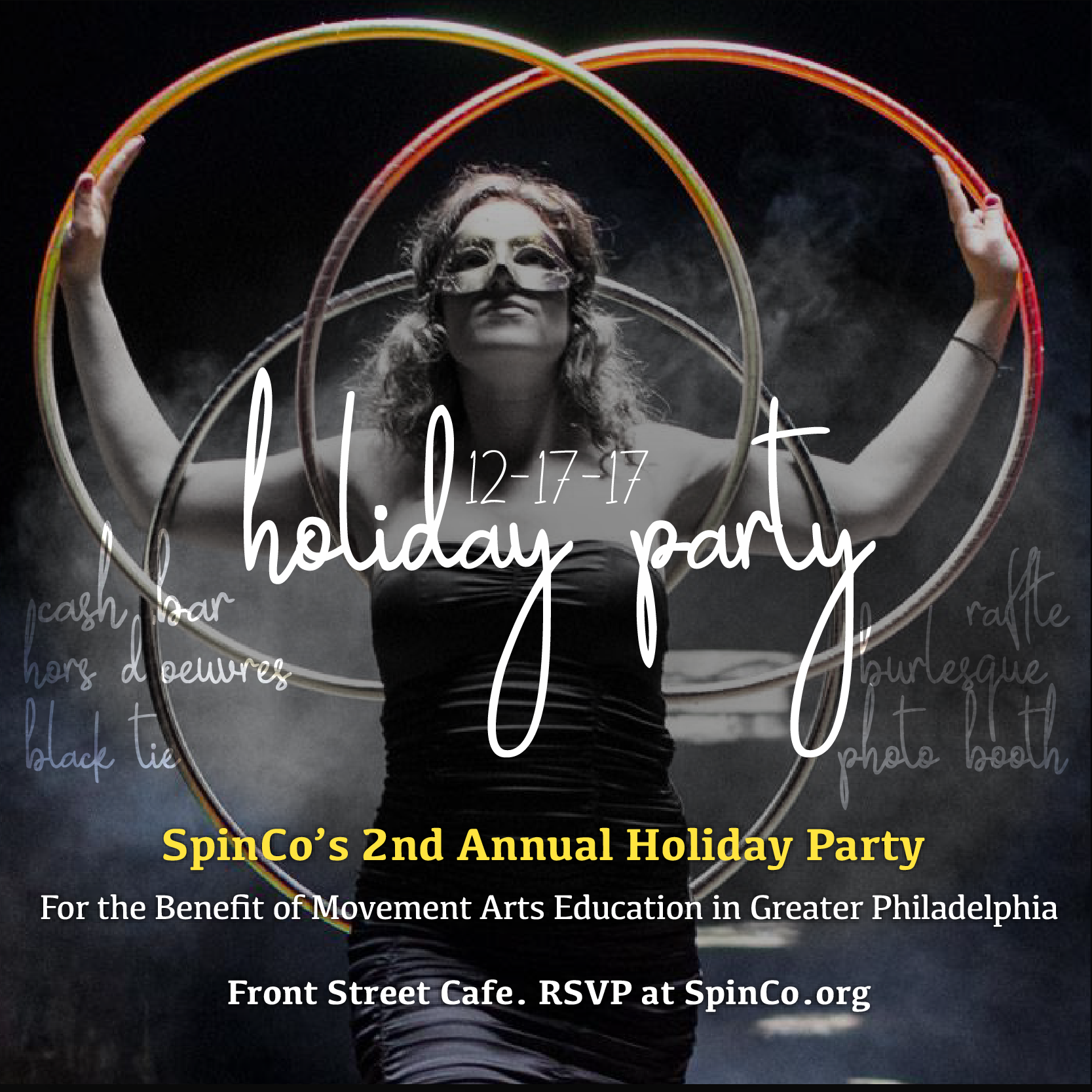 Instagram Spin Co Holiday Party 2017 03