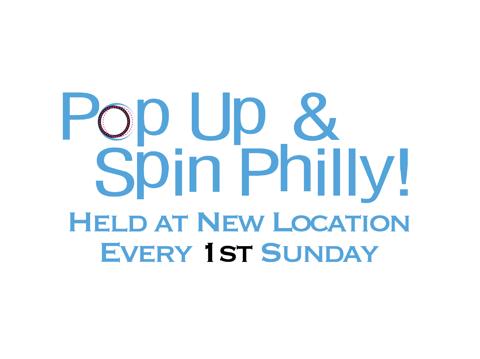 Pop Up Spin Philly Logo 42