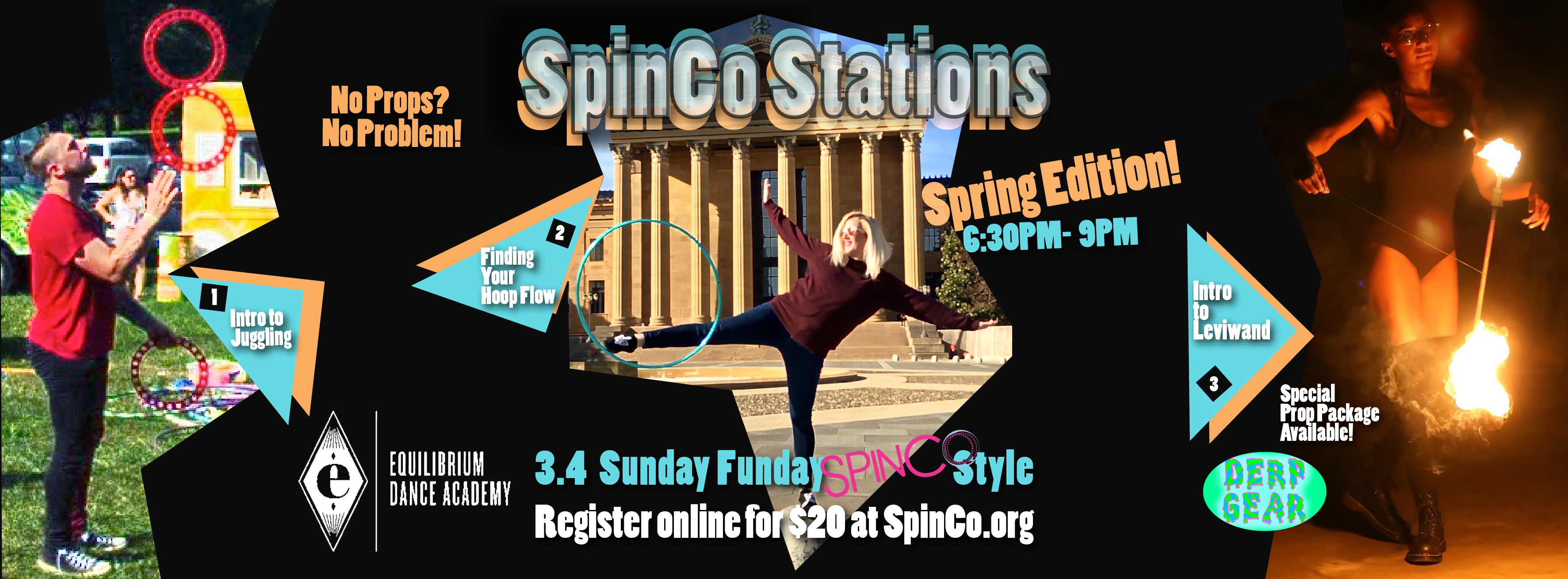 Spin Co Stations March 2018 01