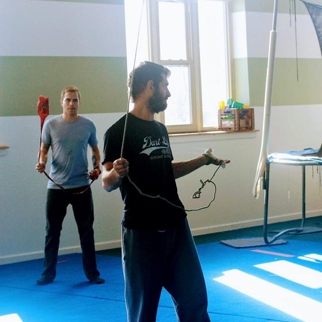 Instructor Frank