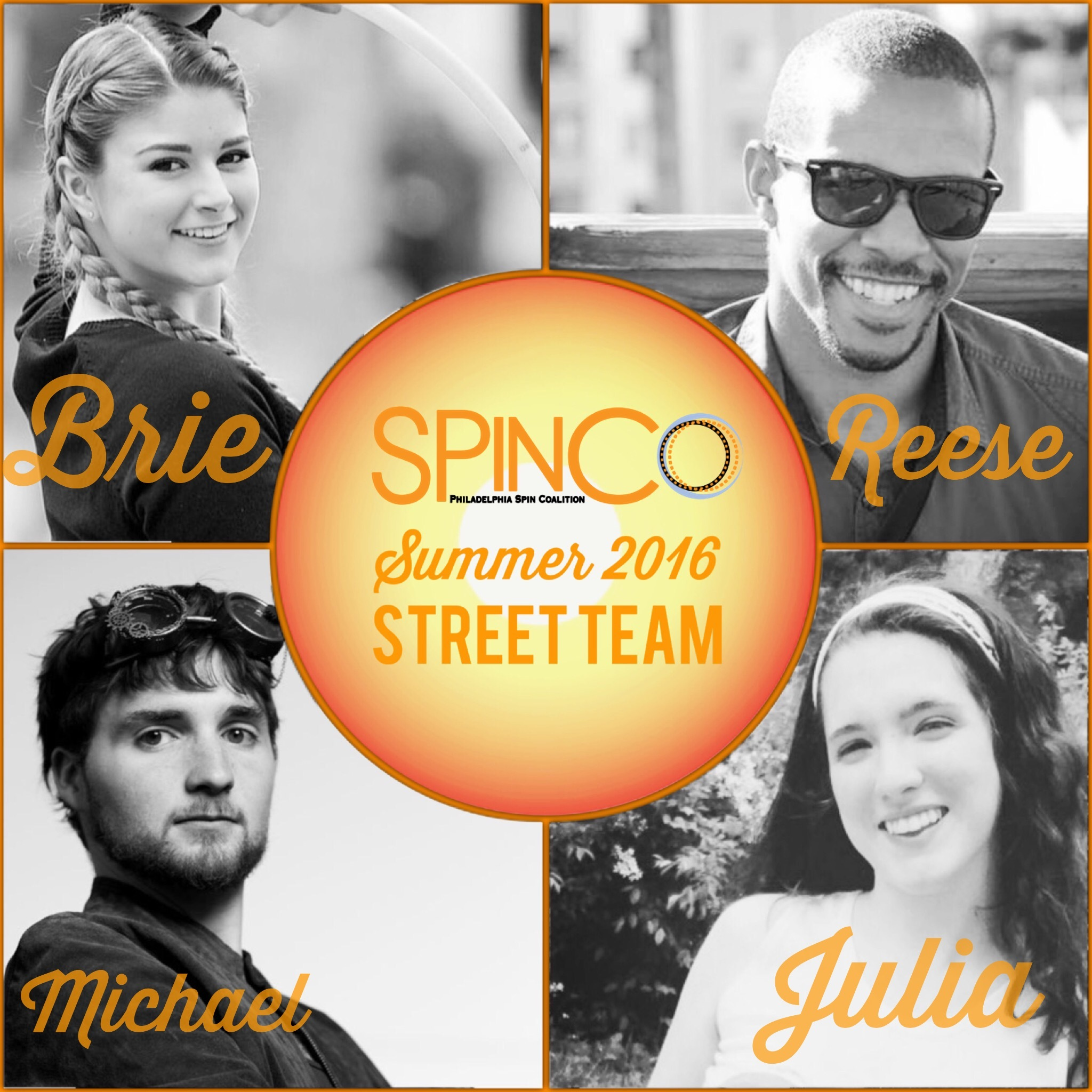 Summer Street Team Announcement Graphic
