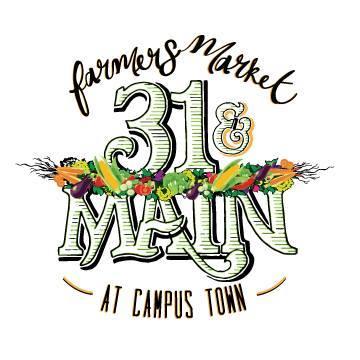 Farmers Market Campus Town Logo