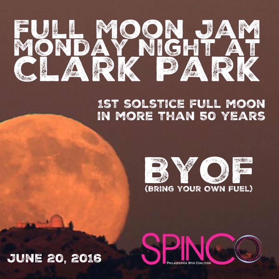 Full Moon Jam