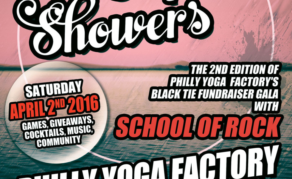 Philly Yoga Factory Black Tie Gala 2016